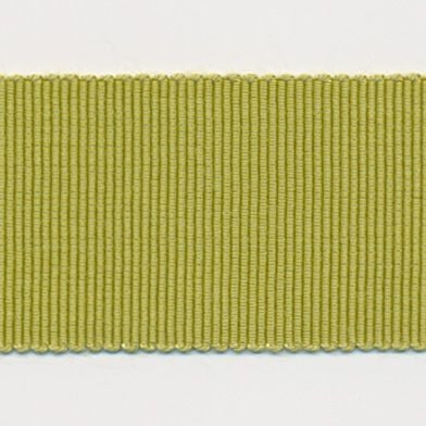 Rayon Grosgrain Ribbon  #366 Bright Chartreuse