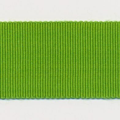 Rayon Grosgrain Ribbon  #51 Dark Lime Green