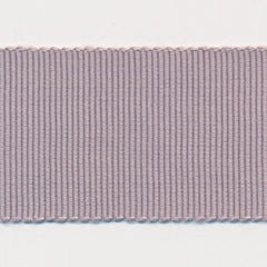 Rayon Grosgrain Ribbon  #80 Gull Gray