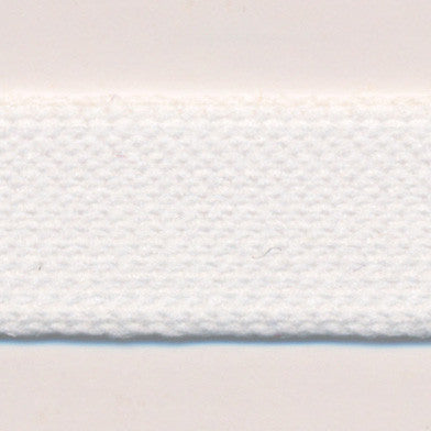 Polyester Thin Knit Tape  #2 Off White