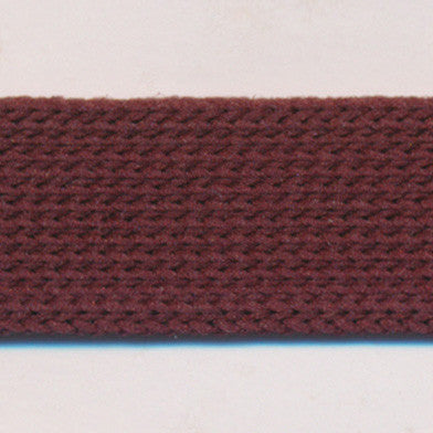 Polyester Thin Knit Tape  #45 Decadent Chocolate
