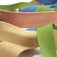 Polyester Thin Knit Tape  #15 Baked Apple