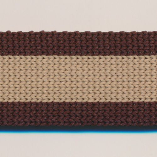 Cushion Knit Tape  #3 Candied Ginger & Seal Brown