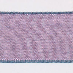 Chambray Organdy Ribbon  #2 Mauve Mist