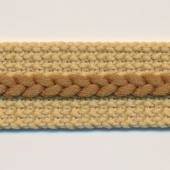 Chain Line Tape  #7 Prairie Sand & Bronze Brown