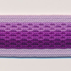 Gradation Mesh Tape  #5 Lavender Frost & Purple