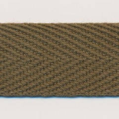 Cotton Herringbone Tape  #72 Fir Green