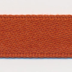 Cotton Double-Face Satin Tape  #21 Cinnamon Stick