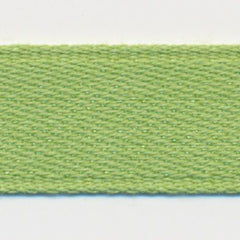 Cotton Double-Face Satin Tape  #79 Jade Lime