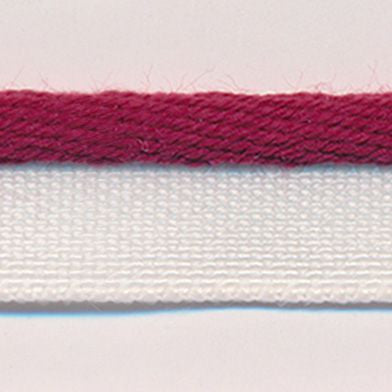 Bright Piping Tape  #35 Beet Red & White