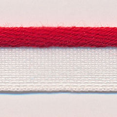 Bright Piping Tape  #37 Ski Patrol & White