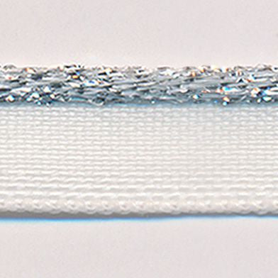 Bright Piping Tape  #91 Silver & White
