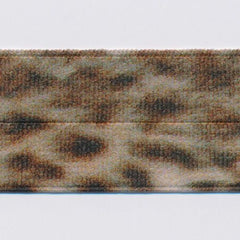 Animal Print Stretch Binder Tape  #1 Leopard
