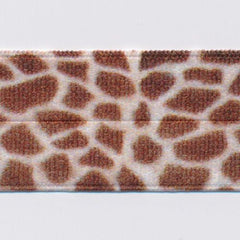 Animal Print Stretch Binder Tape  #2 Giraffe