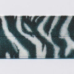 Animal Print Stretch Binder Tape  #4 Zebra