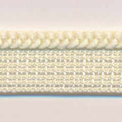 Chain Knit Piping  #02 Papyrus