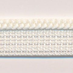 Chain Knit Piping  #106 Marshmallow