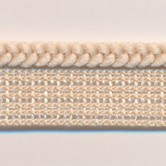 Chain Knit Piping  #12 Creme Brulee