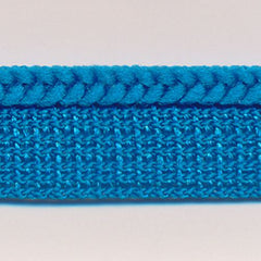 Chain Knit Piping  #138 Blue Jewel