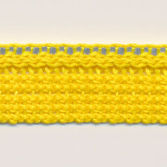 Reflect Knit Piping  #119 Lemon Chrome
