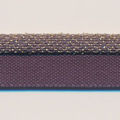 Metallic Stretch Piping  #88 Purple Seige & Gold