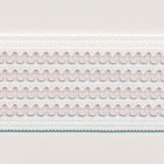 Non-Slip Knit Band  #00 White