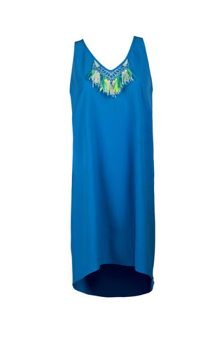 Mykonos Dress- Regatta