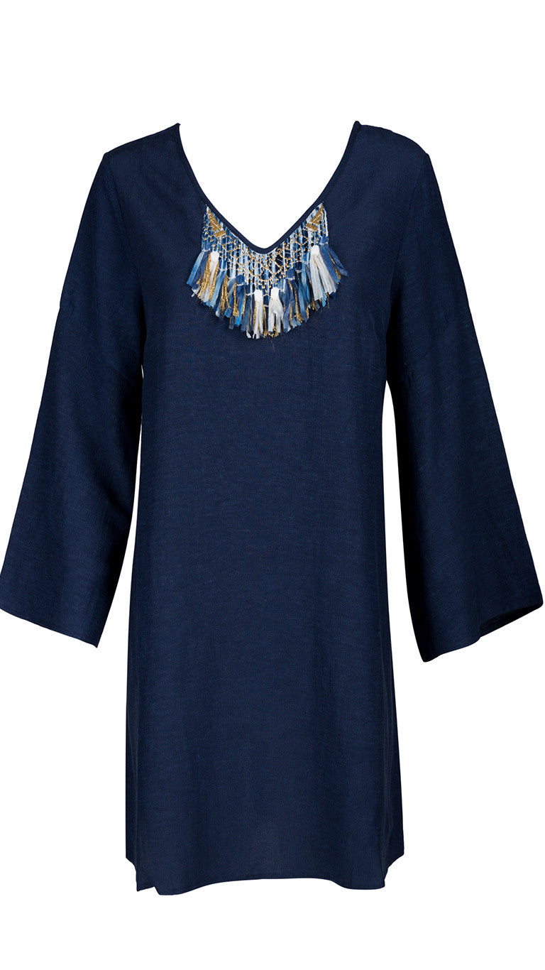 Pacific Tunic - Navy
