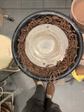 clay trimmings