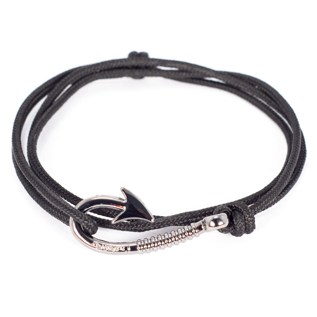 Fish Hook Bracelet - Blackbeard