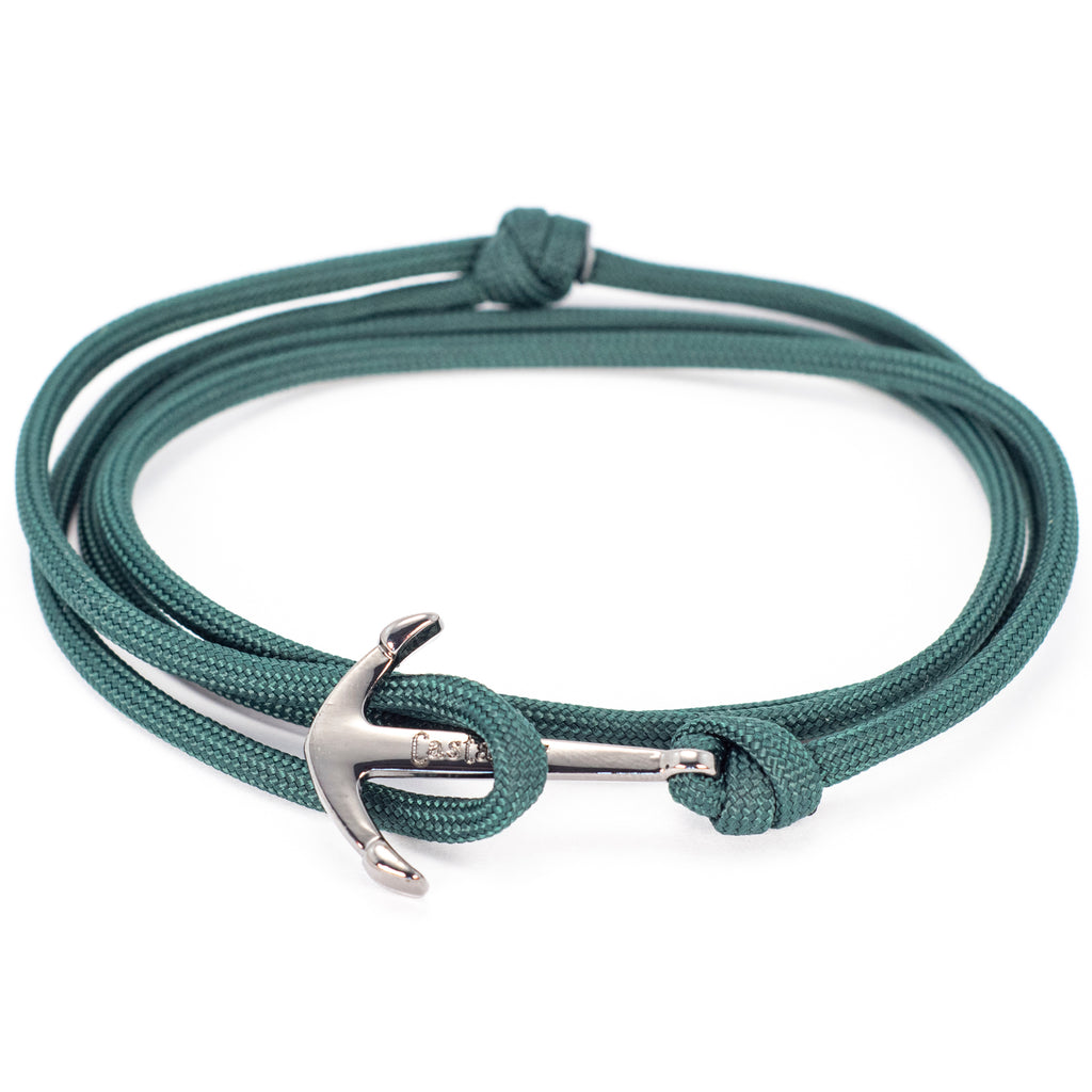 Anchor Bracelet - Kelp 4mm
