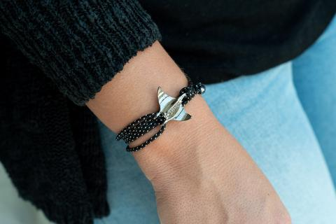 Manta Ray Bracelet - Spotted Eagle Ray