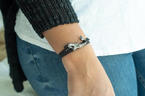 Sea Siren Bracelet - Spotted Eagle Ray