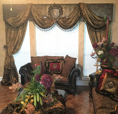 Curtains-Draperies-window_treatments-old_world_curtaons-opulent_draperies-cornice_boards-swag_valances-velvet_panels-designer_draperies-reilly_chance