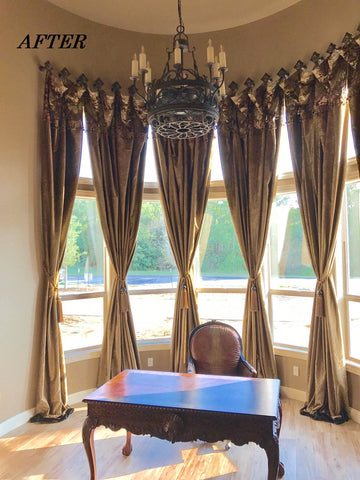 Curved_windows-how_to treat_bow_windows-home_office_ideas-velvet_drapes-reilly_chance_collection