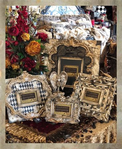 Michelle_Butler_original_heirloom_frame-Michelle_butler_decorative_bottles-Michelle_butler_plaques-Michelle_butler_wall_art-reilly_chance