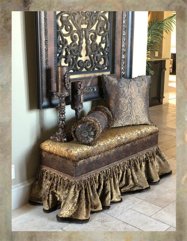 Upholstered_bench-old_world_style_bench-bronze_and_gold_upholstered_bench-accent_bench-beautiful_benches-reilly_chance