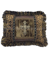 Accent_pillow-decorative_pillow-jeweled_cross_pillow-leopard_print_pillow-reilly_chance_collection_grande
