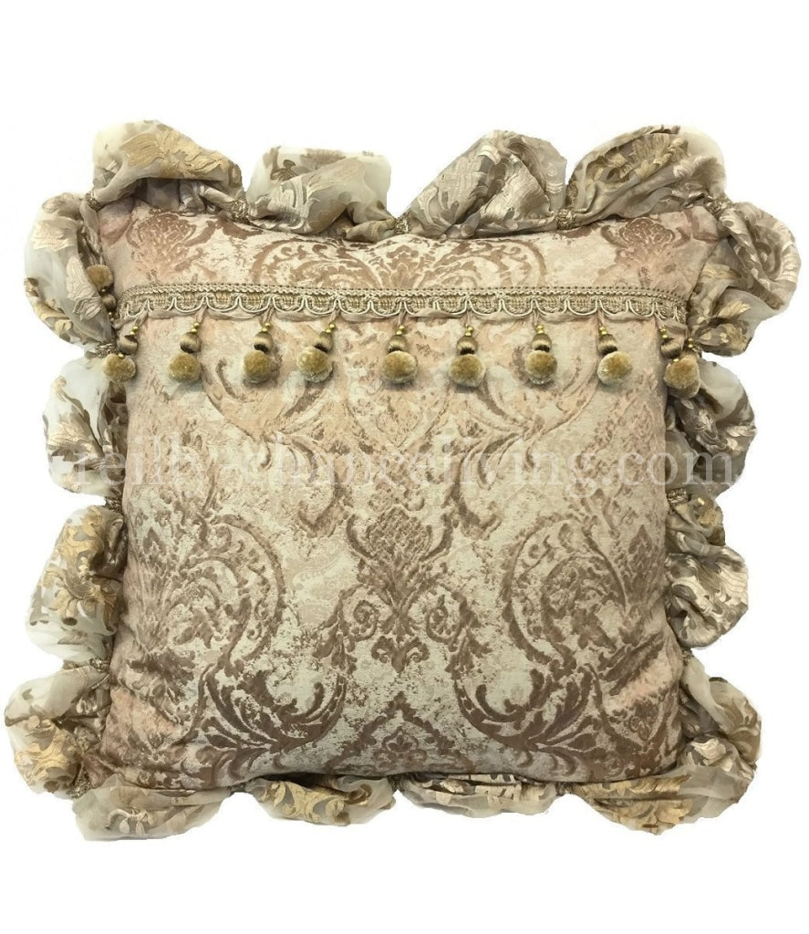 Blush_and_cream_decorative_pillow-rose_accent_pillow-fancy_pillows-decorative_pillows_for_bed-old_world_decor-reilly_chance_collection
