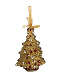 Christmas Ornament Jeweled Tree Ornaments