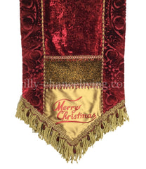 Christmas_Table_runner-red_velvet-gold_silk-Merry_Christmas-beads-reilly_chance_collection_grande