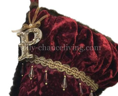 Christmas__Stocking-Jeweled_initials-monogram_reilly_chance_collection