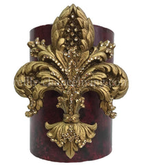 Decorative_candles-triple_scented_candles-beautiful_candles-jeweled_candles-fleur_de_lis_candles-_big_candles-sir_oliver_s_candles-reilly_chance_grande
