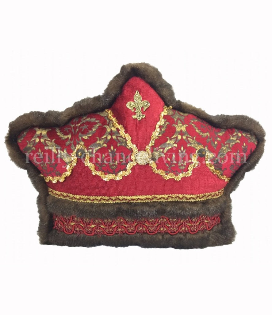 Decorative_pillow-red-gold-crown_shaped-bling-reilly_chance_collection_grande