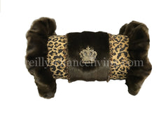 Decorative_pillows-leopard_print_accent_pillows-pillows_with_bling-red_and_brown_accent_pillows-old_world_decor-reilly_chance