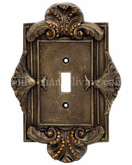 Decorative_switch_plate_covers-swarovski_crystals-double_flip_switch-florentine-sir_olivers-reilly_chance_collection-switchplates