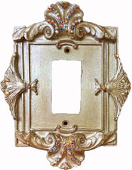 Decorative_switch_plates-swarovski_crystals-florentine-single_rocker_dimmer_switch-sir_olivers-reilly_chance_collection