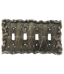 Decorative_switchplates-jeweles_switchplate_covers-quad_flip_switchplate-swarovski_crystals-reilly_chance_collection_grande