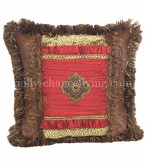 Designer_accent_pillow-velvet_cheetah-red-brown-silk-embellished-bling-reilly_chance_collection_grande