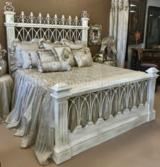 Florence_Peruvian_bed-Peruvian_Home_furnishings_fortaleza_Handpainted_Wood_bed-angelique_mirrored_bed-French_Country_decor-opulent_bedding-reilly_chance